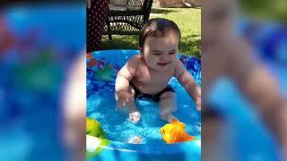 الأطفال لطيف وقتا ممتعا ممتعا مع #2★ فيديو مضحك