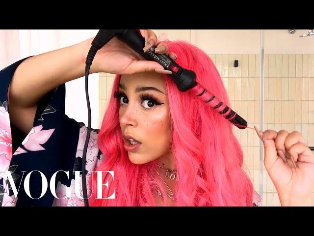 Doja Cat's Guide to E-Girl Beauty | Beauty Secrets | Vogue