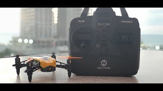 Holy Stone Bolt | Unboxing & Flight | 50kmh Speeds | Budget Racing Drone?