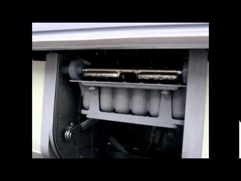máquina para hacer hielo en cubo Brimali Industrial