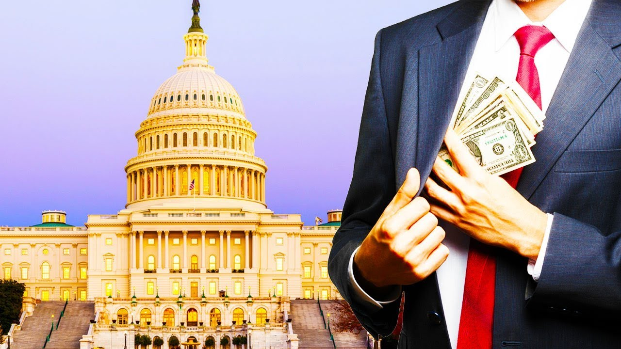 Congress Made It Easier For Big Banks To Steal From You thumbnail