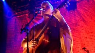 Ane Brun - Oh Love / Humming one of your Songs - live@L'Alhambra (Paris), 17 oct. 2013