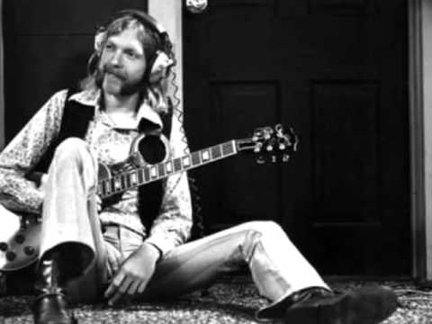 Allman Brothers Band-'Leave Your Blues At Home'-1970