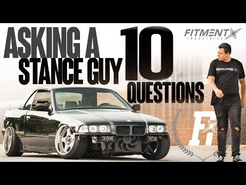 Asking A Stance Guy 10 Questions