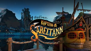 Captain Sabertooth iOS / Android Gameplay Trailer HD