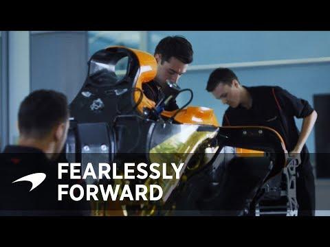 Fearlessly Forward