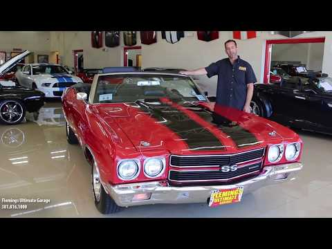 Video of '70 Chevelle SS - MEO6