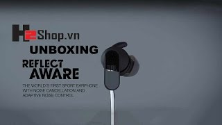 H2shop unboxing tai nghe JBL Reflex Aware Lightning