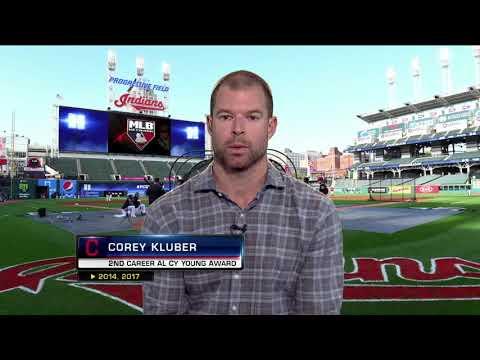 Corey Kluber Wins AL Cy Young Award