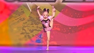 5 YEAR OLD EVERLEIGH'S 1ST DANCE COMPETITION SOLO!!! (she wins first place!) - Video Youtube