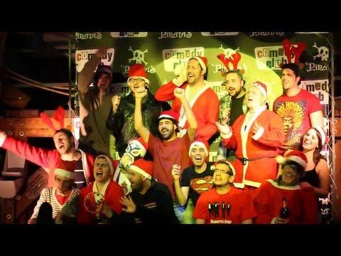 VILLANCICO 2012  **COMICOS UNIDOS** *Echale humor*  HD