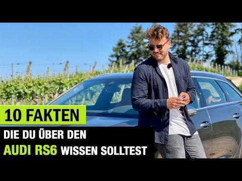 10 Fakten❗️die DU über DEN Audi RS6 Avant C8 (2020) wissen solltest! Fahrbericht | Review | Test 🏁