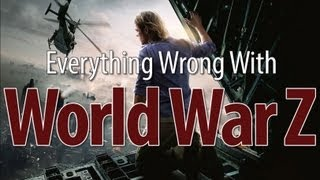 Gambar cover Everything Wrong With World War Z In 6 Minutes Or Less