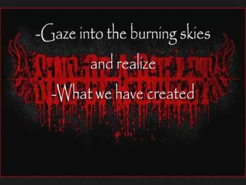 Sins Of A Bullet- Repulsive (Lyrics Video)