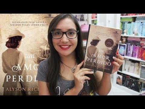UM AMOR PERDIDO por Alyson Richman - #VEDA 21 | Amiga da Leitora