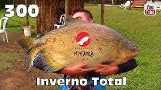 Programa Fishingtur na TV 300 - Pesqueiro Mihara