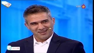 تیم ملی ایران در جام جهانی 98 در برنامه شب عید - عابدزاده، استیلی و استاد اسدی