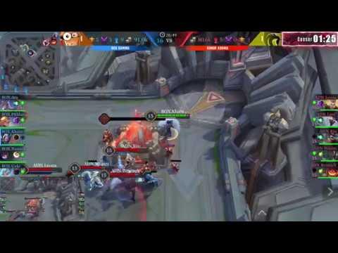 Highlight|| Honor Adonis 1:2 BOX Gaming Vòng 8 ĐTDV Mùa Đông 2018