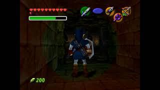 Legend of Zelda: Ocarina of Time #11