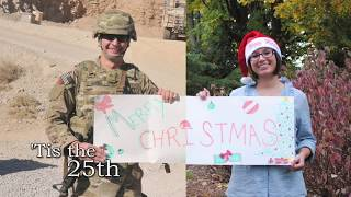 Five For Fighting/Jim Brickman - Christmas Where You Are [Official Lyric Video]