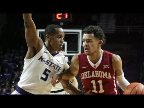 HIGHLIGHTS: Trae Young Struggles in #4 Oklahoma's Loss to Kansas State | Stadium