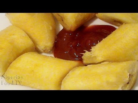 Boiled Plantains : Easy Nigerian Food recipe