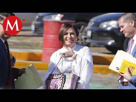 ASF prepara otras cuatro denuncias contra Rosario Robles