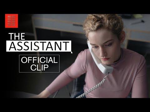 "Video trailer för THE ASSISTANT | ""Send Her In"" Official Clip | Bleecker Street"