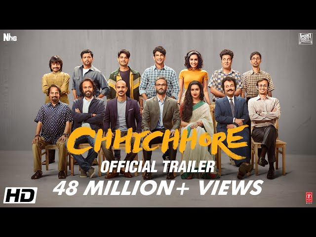 Chhichhore movie review: Sushant Singh Rajput ages, Shraddha Kapoor does not in a hotch-potch with a 3 Idiots hangover