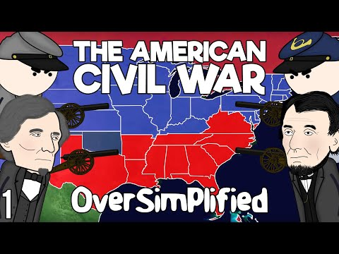 The American Civil War - (Part 1)