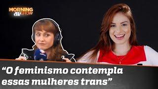 PT investiga Patricia Lélis por transfobia: 'Ser mulher não é um sentimento'