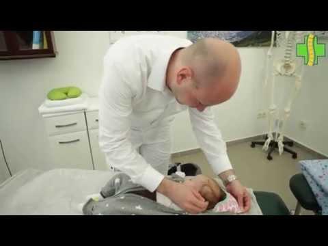 Wie die Verschiebung der Wirbel der Halswirbelsäule zu behandeln