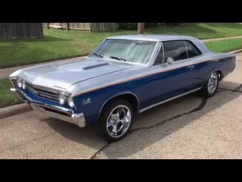 Video of '67 Chevelle Malibu - L8CN
