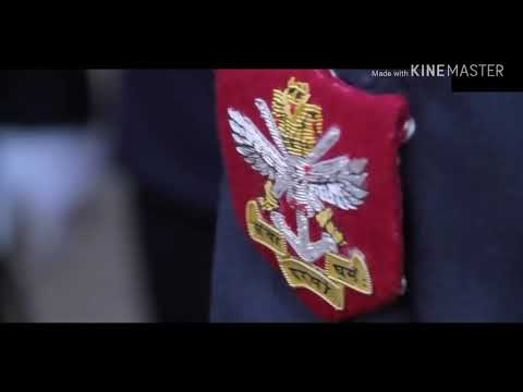 National Defence Academy passing out
