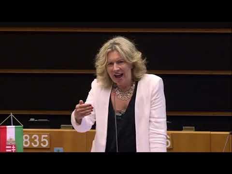 Juncker úr, nem hagyjuk zsarolni magunkat! Morvai az EU pénzekről szóló brüsszeli vitában letöltés