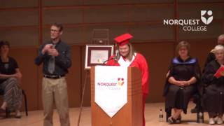 2017 NorQuest College Convocation Highlights