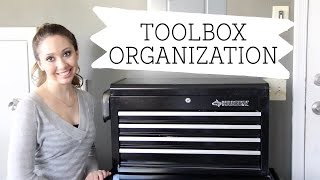 How To Organize Your Toolbox & Tools