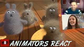 Dreamworks Animator Reacts to Her Film  ** DUST BUDDIES ** Years Later... Reading Your Comments
