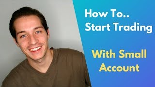 How to start day trading with little money (2 Strategies)
