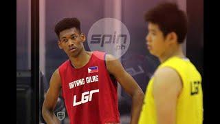 AJ Edu tempers expectations in Batang Gilas debut in Asian U-18