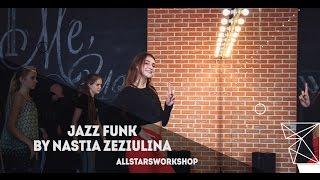 mishlawi–all night.Jazz Funk by Анастасия Зезюлина All Stars Workshop 02.2017