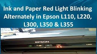 epson me 101 all lights blinking - Kênh video giải trí dành