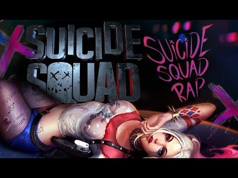 SUICIDE SQUAD RAP   KRONNO, ZARCORT, PITER G & CYCLO   ( Videoclip Oficial )
