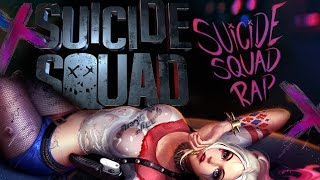 SUICIDE SQUAD RAP   KRONNO, ZARCORT, PITER G  CYCLO   ( Videoclip Oficial )