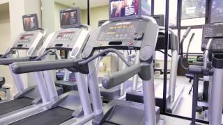 preview picture of video 'Kensington Hotel Gym'