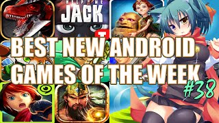 Best New Android Games of the Week #38
