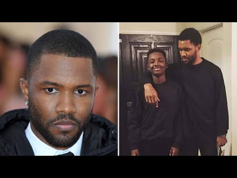 Fiery Scene From The Car Accident That Claimed Frank Ocean Younger Brother Life And Friend