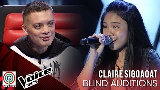 "Claire Siggaoat stuns Coaches with her impressive ""Rise Up"" cover.  To watch more videos visit:  http://entertainment.abs-cbn.com/tv/shows/thevoiceteens/main  Subscribe to the ABS-CBN's The Voice channel! http://bit.ly/TheVoiceTeensPhilippines  Watch the full episodes of The Voice Teens Season 2 on iWant for Philippine viewers, click:  http://bit.ly/TheVoiceTeensSeason2-iWant  For more updates visit our official website!  http://thevoice.abs-cbn.com/  Facebook: https://www.facebook.com/TheVoiceTeensABSCBN Twitter: https://twitter.com/TheVoiceABSCBN Instagram: https://www.instagram.com/TheVoiceTeensABSCBN  #TheVoiceTeensPH #TVTPH #VoiceTEENSisBACK"