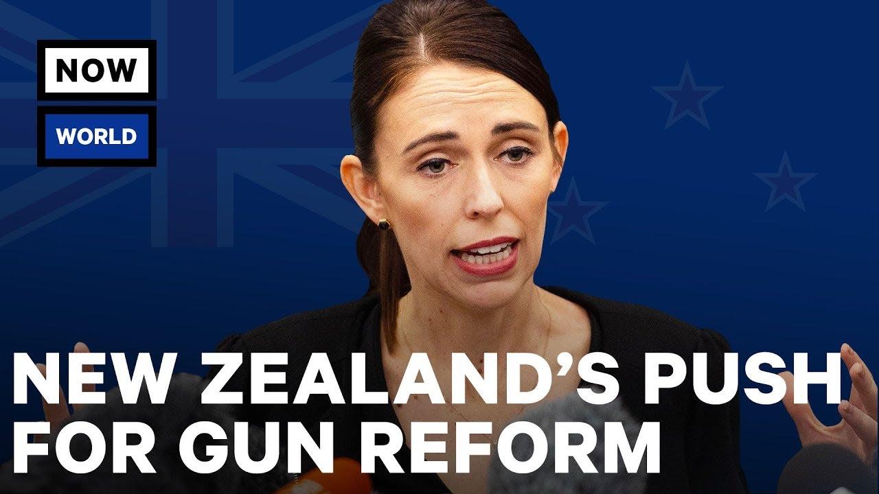 New Zealand's Push for Gun Reform, Explained   NowThis World thumbnail