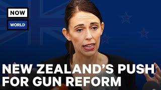 New Zealand's Push for Gun Reform, Explained | NowThis World thumbnail